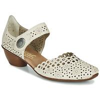Chaussures Femme Escarpins Rieker KIRIN Beige