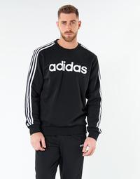 Vêtements Homme Sweats adidas Performance E 3S CREW FL Noir