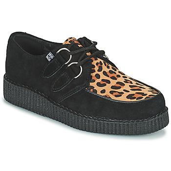 Schuhe Derby-Schuhe TUK LOW FLEX ROUND TOE CREEPER