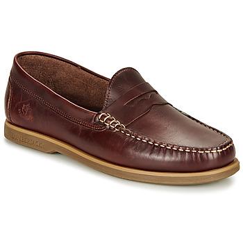 Schuhe Herren Slipper Lumberjack NAVIGATOR Braun,