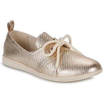 Schuhe Damen Sneaker Low Armistice STONE ONE Golden