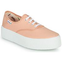 Schuhe Damen Sneaker Low Victoria DOBLE LONA