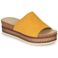 Chaussures Femme Mules Bullboxer 886014F1TAMUST Jaune