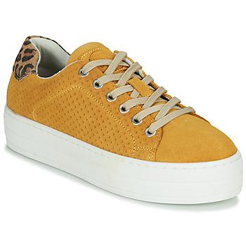 Chaussures Femme Baskets basses Bullboxer 987033E5C Jaune