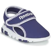 Chaussures Enfant Sandales et Nu-pieds Reebok Sport WAVE GLIDER III Bleu gris