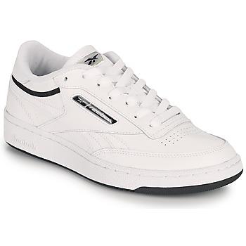 Chaussures Baskets basses Reebok Classic CLUB C REVENGE MU Blanc