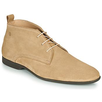 Chaussures Homme Boots Carlington EONARD Beige