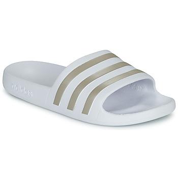 Schuhe Pantoletten adidas Performance ADILETTE AQUA