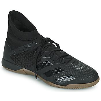 Chaussures Football adidas Performance PREDATOR 20.3 IN NOIESS/NOIESS/GRDEDG
