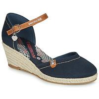 Chaussures Femme Sandales et Nu-pieds Dockers by Gerli 36IS210-667 Marine