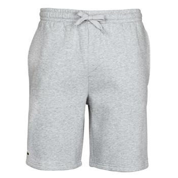 Vêtements Homme Shorts / Bermudas Lacoste ANJARA Gris