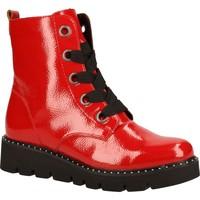 Chaussures Femme Boots Remonte Dorndorf r8073 rouge