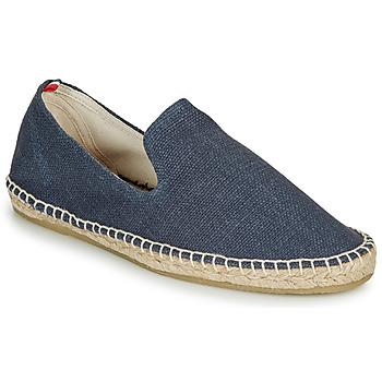 Schuhe Herren Leinen-Pantoletten mit gefloch 1789 Cala SLIPON COTON