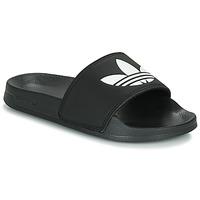 Chaussures Claquettes adidas Originals ADILETTE LITE Noir