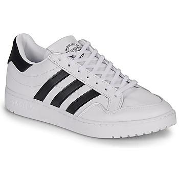 Chaussures Baskets basses adidas Originals MODERN 80 EUR COURT Blanc / noir