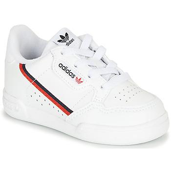 Scarpe Unisex bambino Sneakers basse adidas Originals CONTINENTAL 80 I