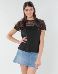 Vêtements Femme Tops / Blouses Guess ALICIA TOP Noir
