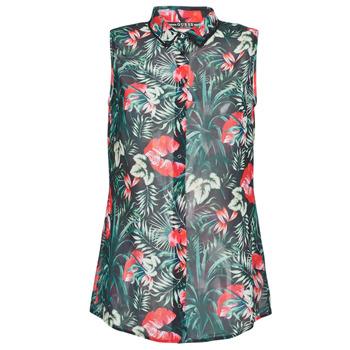 Kleidung Damen Tops / Blusen Guess SL CLOUIS SHIRT