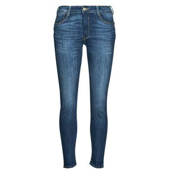 Vêtements Femme Jeans droit Le Temps des Cerises PULP REGULAR BLUE