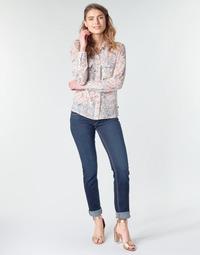 Abbigliamento Donna Jeans dritti Le Temps des Cerises PULP REGULAR