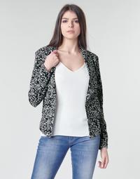 Vêtements Femme Vestes / Blazers Le Temps des Cerises OPAL BLACK