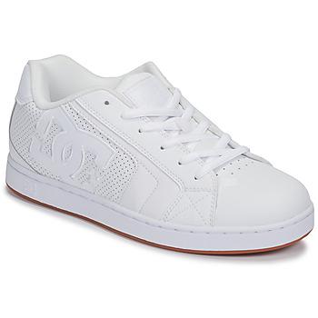 Schuhe Herren Sneaker Low DC Shoes NET Weiß