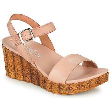 Schuhe Damen Sandalen / Sandaletten Felmini LESLIE Beige