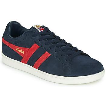 Schuhe Herren Sneaker Low Gola EQUIPE SUEDE