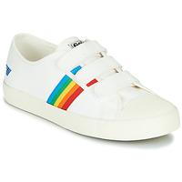 Scarpe Donna Sneakers basse Gola COASTER RAINBOW VELCRO