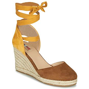 Chaussures Femme Sandales et Nu-pieds MTNG GELLO Jaune