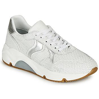 Schuhe Damen Sneaker Low Sweet Lemon ANOUK Silbrig