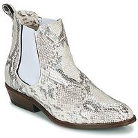 Schuhe Damen Boots Sweet Lemon DAWI Beige