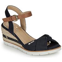 Chaussures Femme Sandales et Nu-pieds Tom Tailor 8090403 Marine