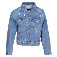 Abbigliamento Donna Giacche in jeans Esprit ESPRILA