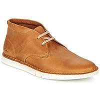 Chaussures Homme Derbies Clarks FORGE STRIDE Marron