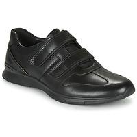 Chaussures Homme Baskets basses Clarks UN TYNAMO TURN Noir