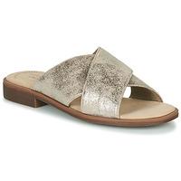 Chaussures Femme Mules Clarks DECLAN IVY Argent