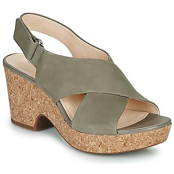 Schuhe Damen Sandalen / Sandaletten Clarks MARITSA LARA