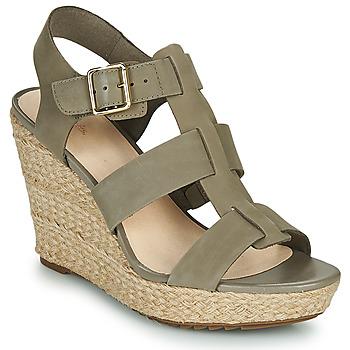 Chaussures Femme Sandales et Nu-pieds Clarks MARITSA95 GLAD Kaki