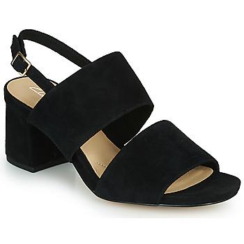 Chaussures Femme Sandales et Nu-pieds Clarks SHEER55 SLING Noir