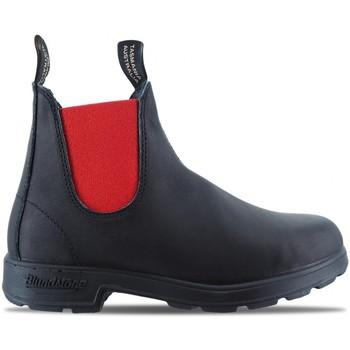 Chaussures Homme Boots Blundstone | 508 Bottes El Side, noir | BST_BCCAL0020 0508 888 Noir