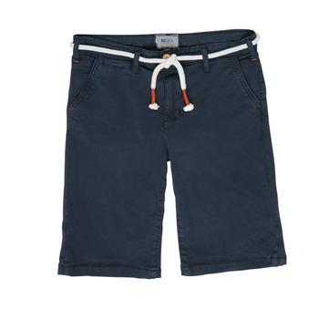 Vêtements Garçon Shorts / Bermudas Deeluxe KARMA Marine