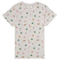Abbigliamento Bambina T-shirt maniche corte Deeluxe ELINA
