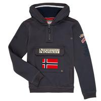Abbigliamento Bambino Felpe Geographical Norway GYMCLASS