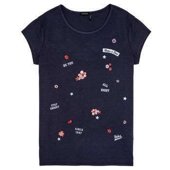 Abbigliamento Bambina T-shirt maniche corte Ikks POSTALE