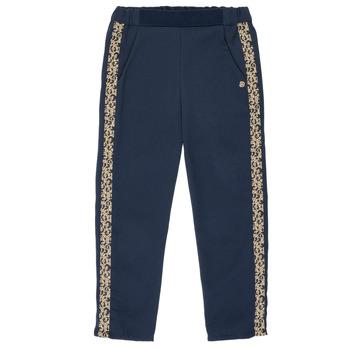Abbigliamento Bambina Pantaloni morbidi / Pantaloni alla zuava Ikks NATHAN
