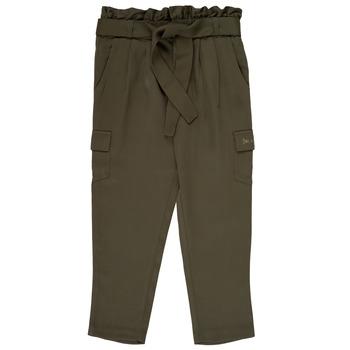 Abbigliamento Bambina Pantaloni morbidi / Pantaloni alla zuava Ikks ALEXIA