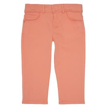 Abbigliamento Bambina Pantaloni 5 tasche Ikks CARLOTTA