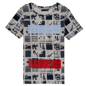 Abbigliamento Bambino T-shirt maniche corte Ikks YVES