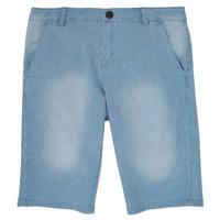 Kleidung Jungen Shorts / Bermudas Ikks POTALIE Blau